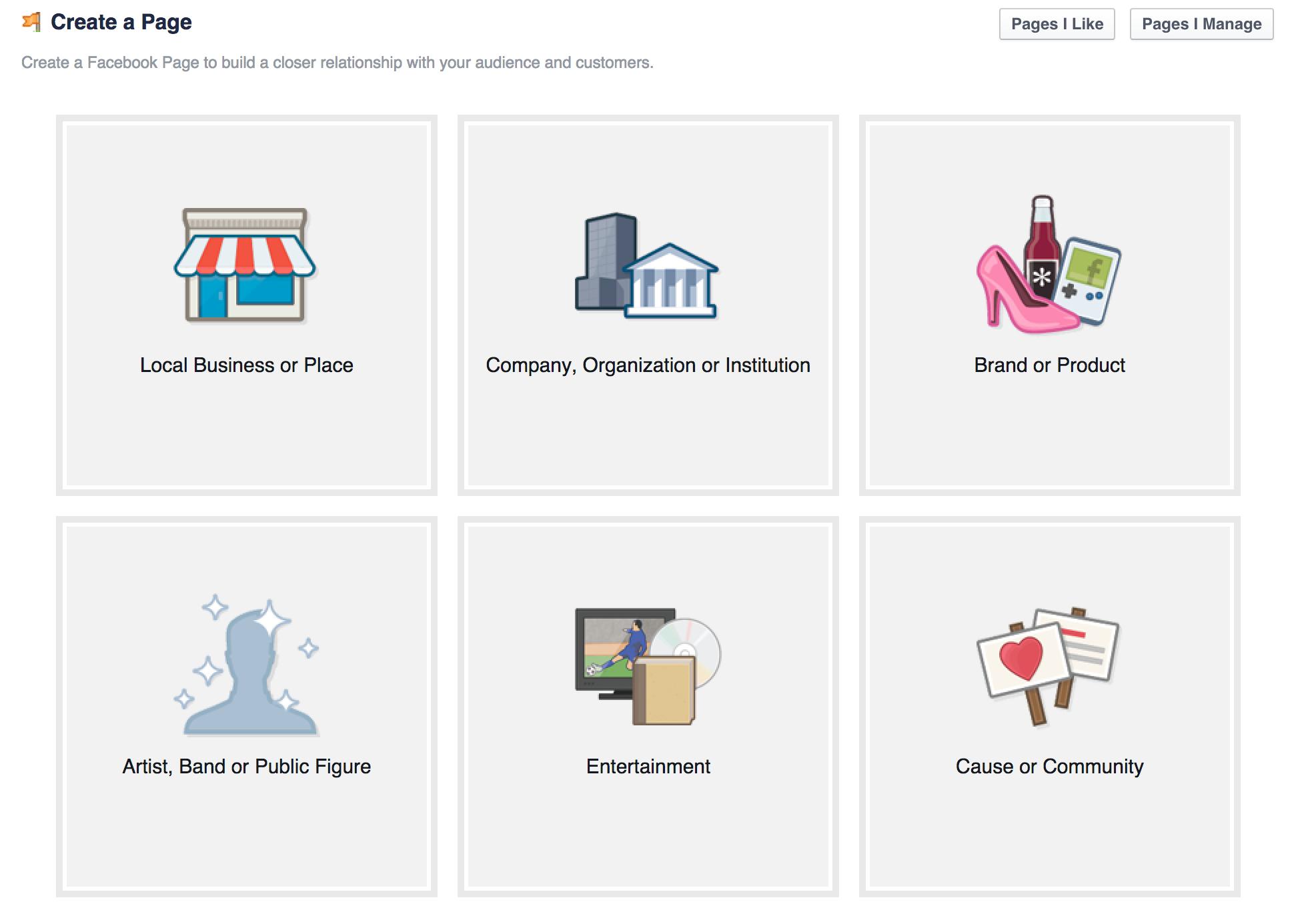 facebook-create-page