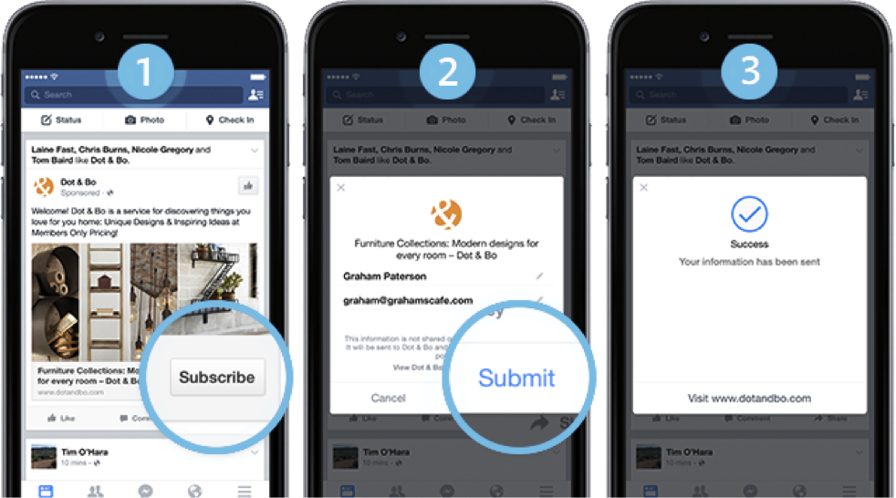 Top 3 Reasons to Try Out Facebook's Lead Gen Ads – Digital Digest ...